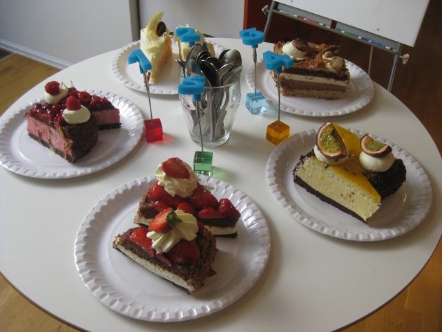 Manifesto testar: Hollandias tårtor
