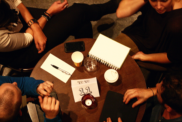 The Workshop om sociala medier – på Manifesto 18 januari 2012