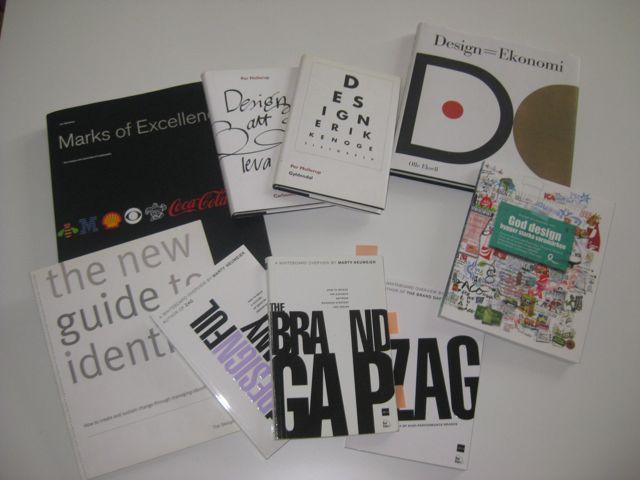 Bra böcker om strategisk design och designstrategi