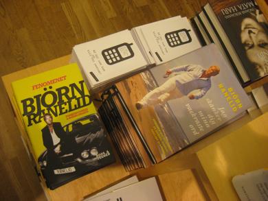 Sveriges mest självlysande författarvarumärke