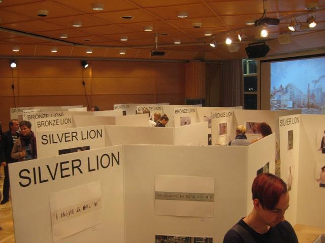 Cannes Lions på Börshuset: En skön överdos kreativ reklam