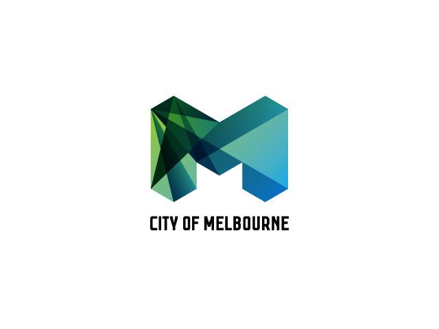 Melbournes nya logotyp