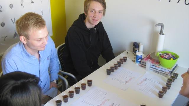 Manifesto testar: sex sorters cola (det gör vi inte om)