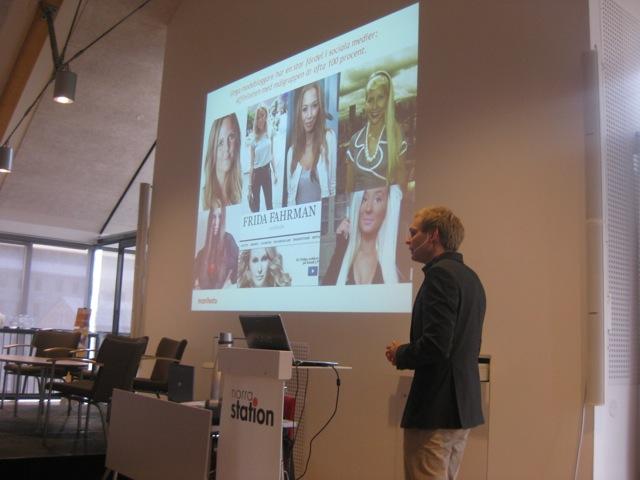 Sociala medier på Hässleholms kommuns kommunikationsdag