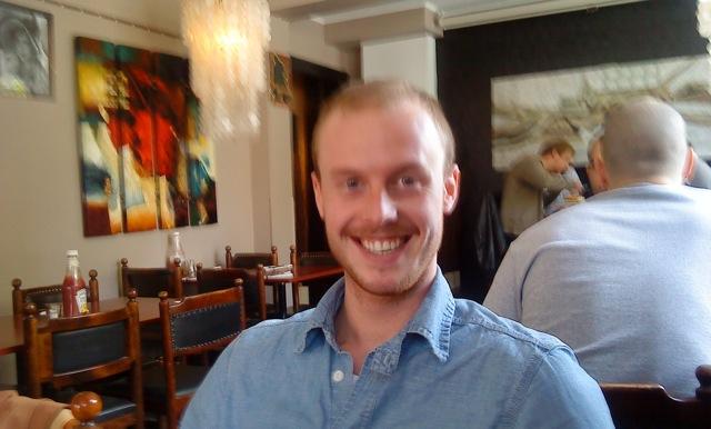 Daniel Perssons sista hamburgare på Tusen2 (för den här gången)