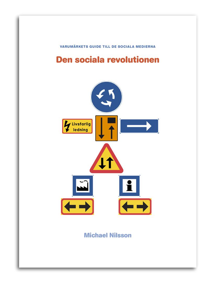 Första e-boken på svenska om sociala medier
