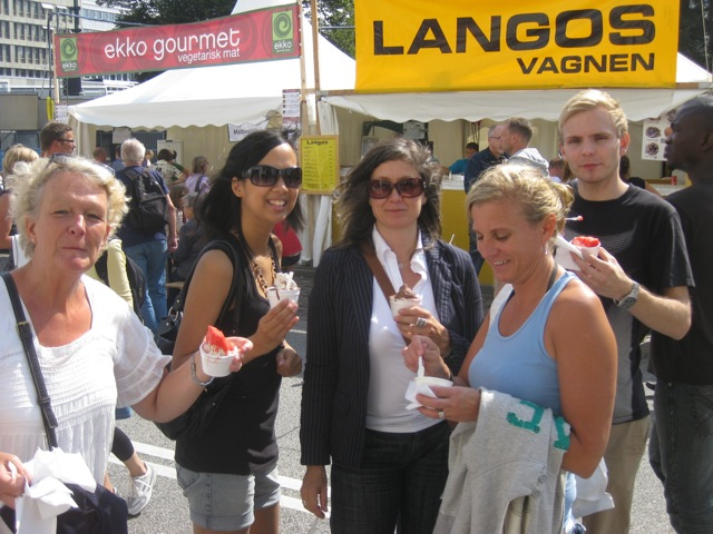 Manifesto testar: Malmöfestivalen