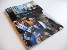 Grafisk design, trycksak, Handelshögskolan Stockholm, Manifesto