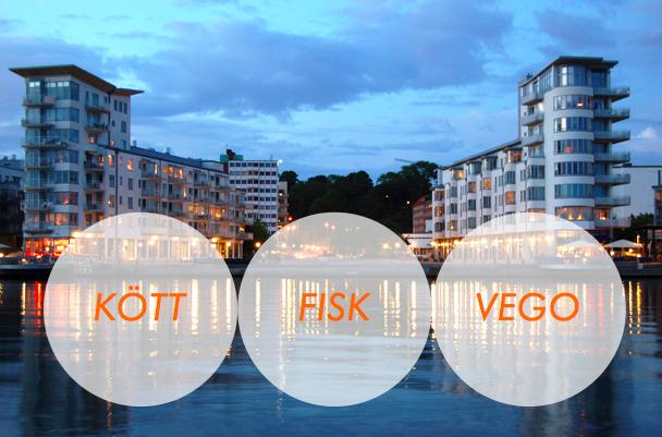 Helsingbord – Helsingborg på en tallrik