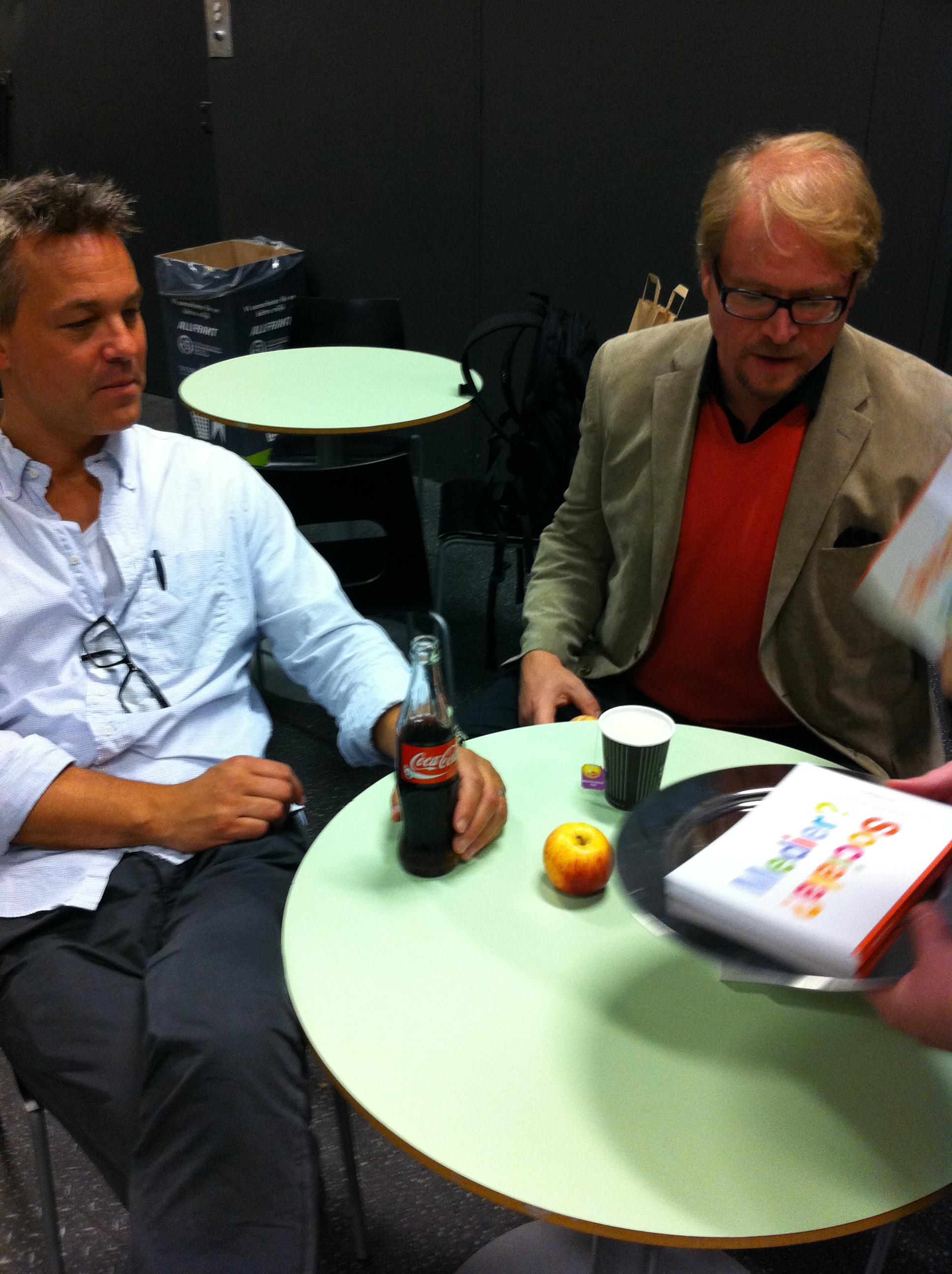 Höjdpunkter från Bokmässan 2011 – The Manifesto Hitlist