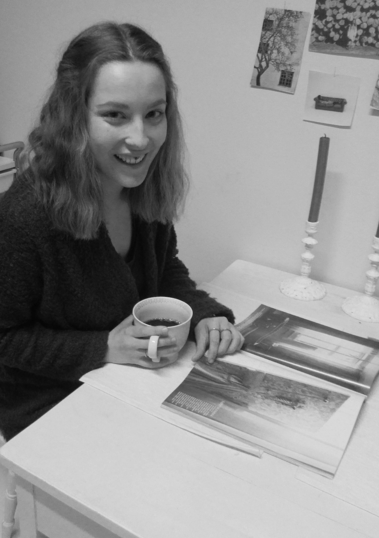 Sommarbloggen: Ida Giselsson