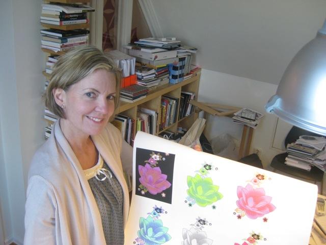 Jeanette Gustafson-Möller a.k.a. Ritstiftet