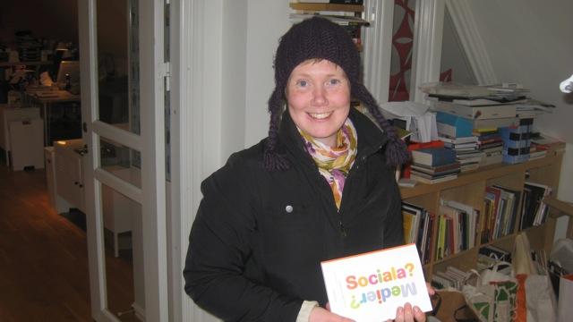 Johanna skrev ett nytt blad i Manifestos bokhandelshistoria