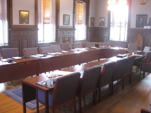Presentation för Söderhamns kommunstyrelse