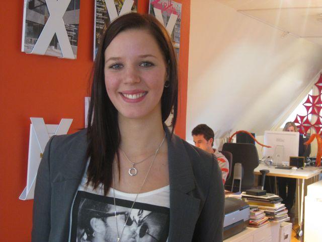 Maria Hillerström på Manifestos förlag 2011