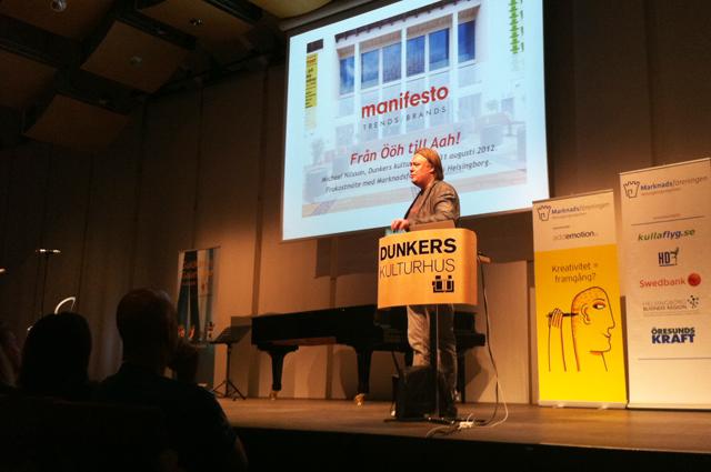 Branding Sweden Workshop i Gävle och Helsingborg