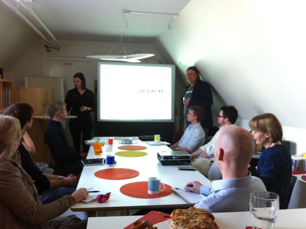 Workshop om sociala medier: Return On Interaction