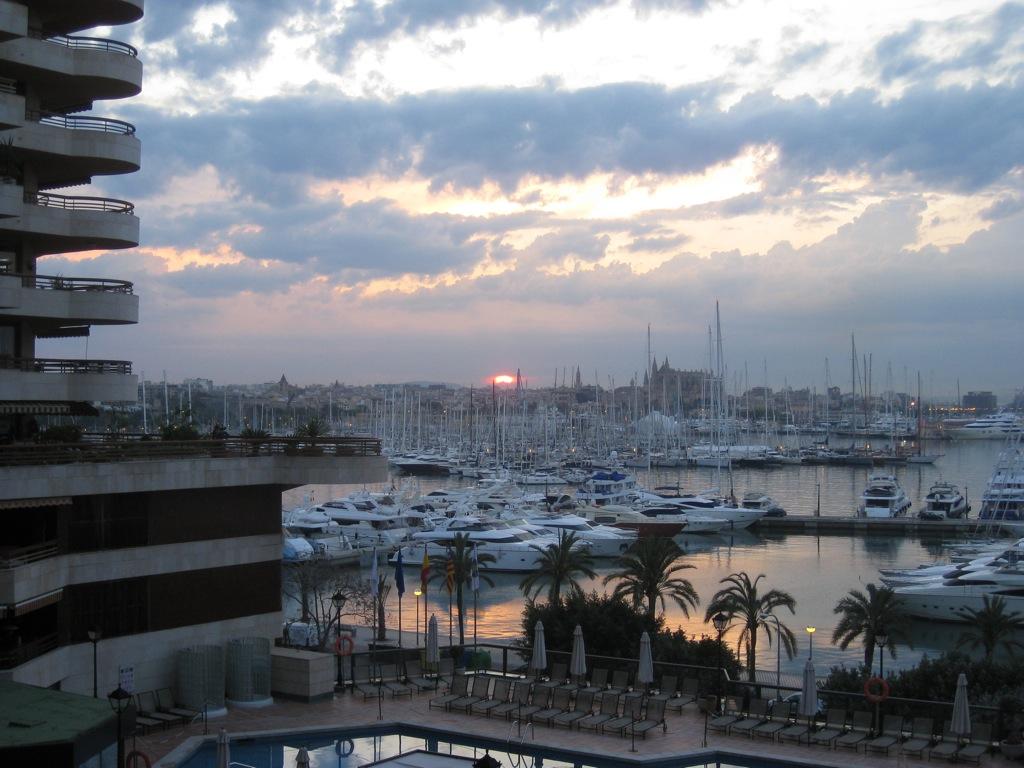 Föredrag för Scan Coin på Mallorca