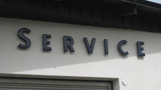 Invigning av Simrishamns nya turistbyrå och landshövdingens upprop om bättre service i Skåne
