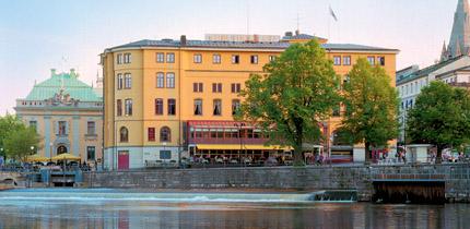 En dag med sociala medier på Stora Hotellet i Örebro