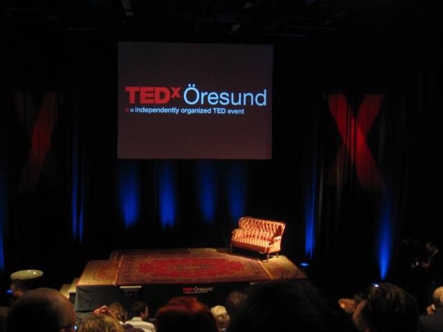 TEDx Öresund – en skön klämdag