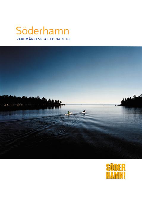 Ny varumärkesplattform för Söderhamn