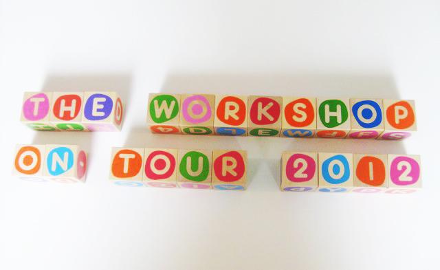 The Workshop om sociala medier på Sverige-turné 2012