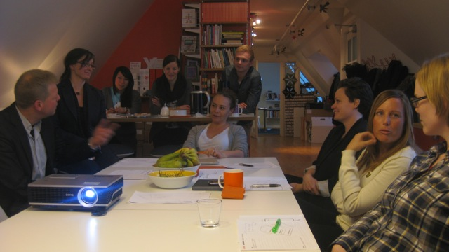 Workshop sociala medier - strategi