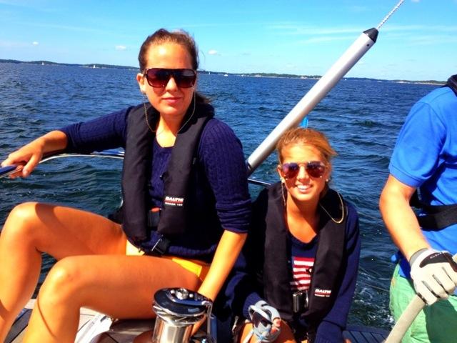 Sommarbloggarna: Leyla Larsson och SOS sällskapsresan