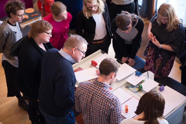 Branding Sweden Workshop – om varumärket Sverige