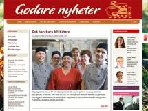 Godare nyheter - sociala medier, strategi, konceptutveckling blogg