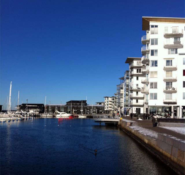 Ny adress: Henry Dunkers Plats i Helsingborg