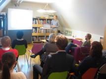 Seminarium om branding i sociala medier