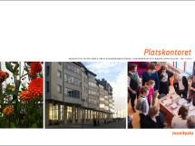 Platskontoret nr 10, om platsmarknadsföring, varumärken och andra upplevelser